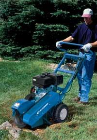 Where to find STUMP GRINDER, 13HP. in St. Helens