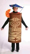 Where to rent TIKI DRINK COSTUME, WITH STRAW LG in St. Helens OR