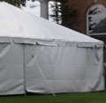Where to rent TENT SIDE, 20  WHITE in St. Helens OR