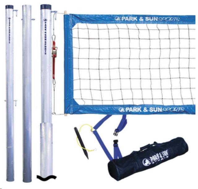 Where to find VOLLEYBALL NET W POLES in St. Helens