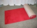 Where to rent AISLE RUNNER, 25  RED in St. Helens OR