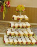 Where to rent CUPCAKE STAND 5 TIER SQUARE in St. Helens OR