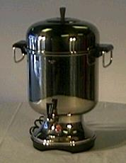 Where to find COFFEE URN, 55C STAINL in St. Helens