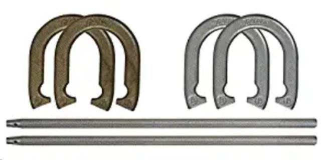 Where to find HORSESHOE SET W  BAG in St. Helens