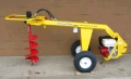 Where to rent POST DRILL, HYD W 12  AUGER in St. Helens OR